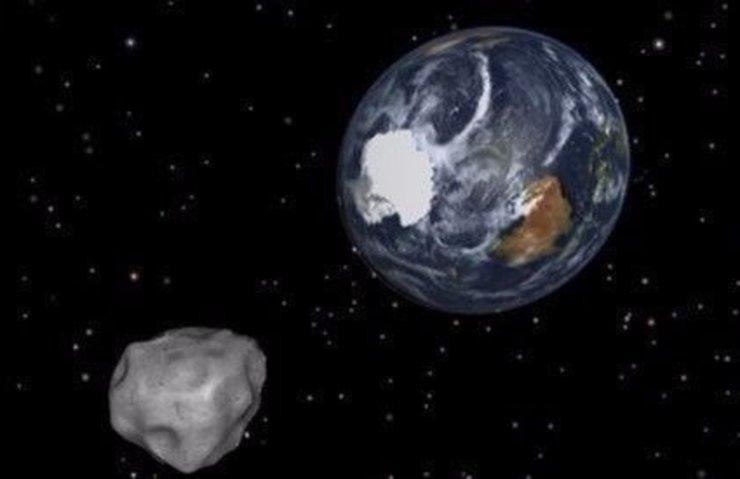 Burj Khalifa'dan büyük asteroid Dünya'yı teğet geçecek