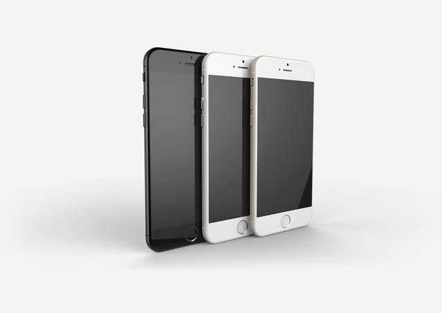 iPhone 6'nın yeni render görselleri