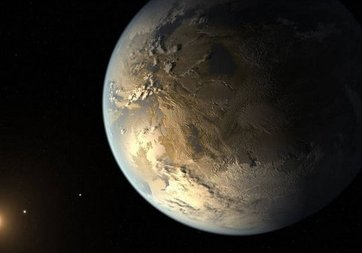 Yapay zeka Güneş Sistemi'nin benzerini buldu
