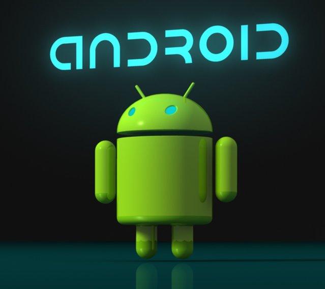 Android'te ekranda yakınlaştırma yapmak