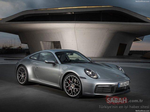 Yeni Porsche 911 resmen tanıtıldı!