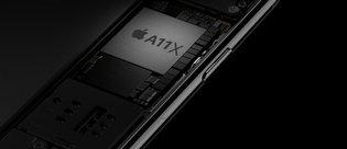 Apple A11X, 8 çekirdekli CPU ile geliyor