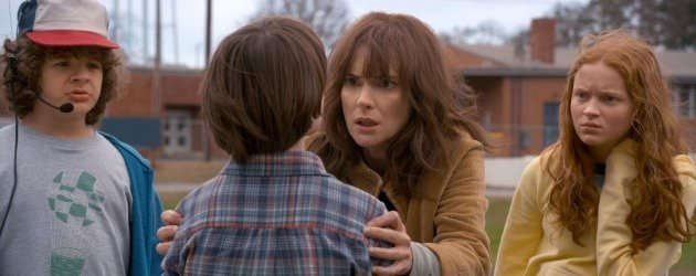 Stranger Things 2. sezondan ilk görseller geldi