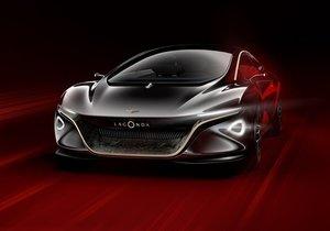 2018 Aston Martin Lagonda Vision Concept karşınızda