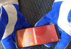 Samsung Galaxy S8+ bükülüyor mu?