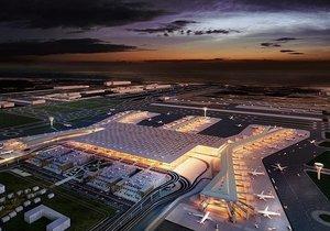 İstanbul Yeni Havalimanı yeni teknolojilerle geliyor!