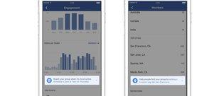 Facebook, Gruplar için yeni özelliklerini açıkladı