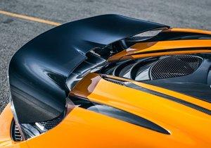 2019 McLaren 720S Track Pack tanıtıldı