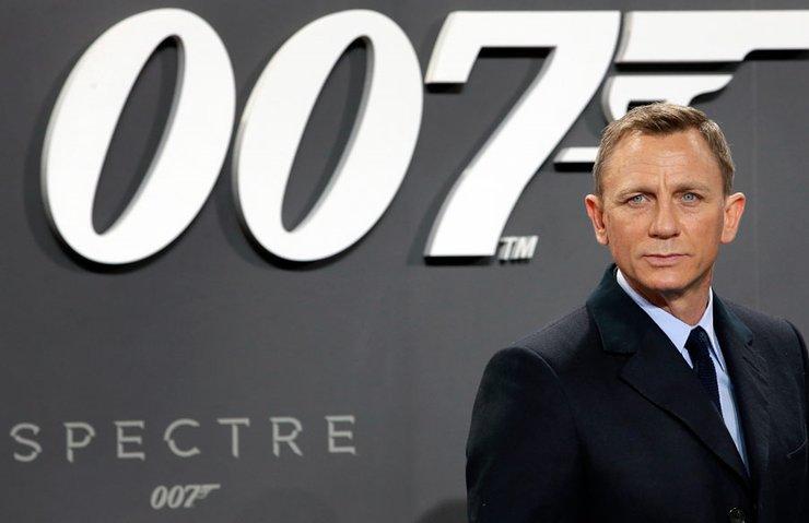25. Bond filminin vizyon tarihi belli oldu
