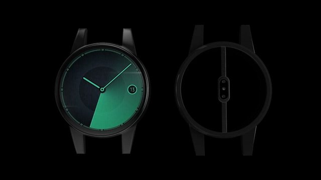 Samsung'un şeffaf akıllı saati