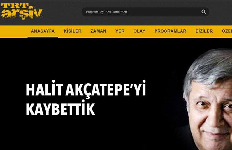 TRT'NİN DEVASA ARŞİVİ İNTERNETE SUNULDU!