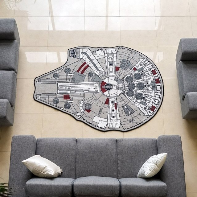 Millennium Falcon odanızı süslesin