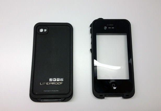 iPhone'u yüzdüren kılıf