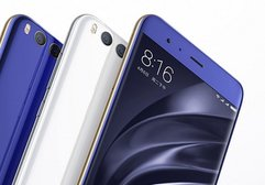 Çerçevesiz tam ekranlı Xiaomi Mi 7 konsepti