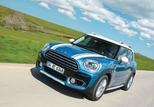 Mini Cooper Countryman ALL4 testi