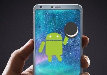 LG G6, LG G5 ve LG V20 için Oreo göründü