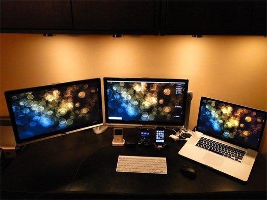 Bilgisayar tutkunlarının hayallerindeki çalışma ofisleri