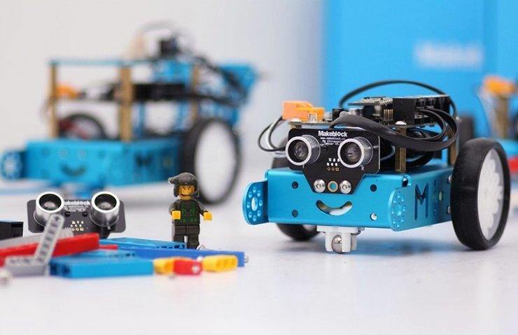 ÖĞRENCİLERE ROBOT EĞİTİMİ VERİLECEK