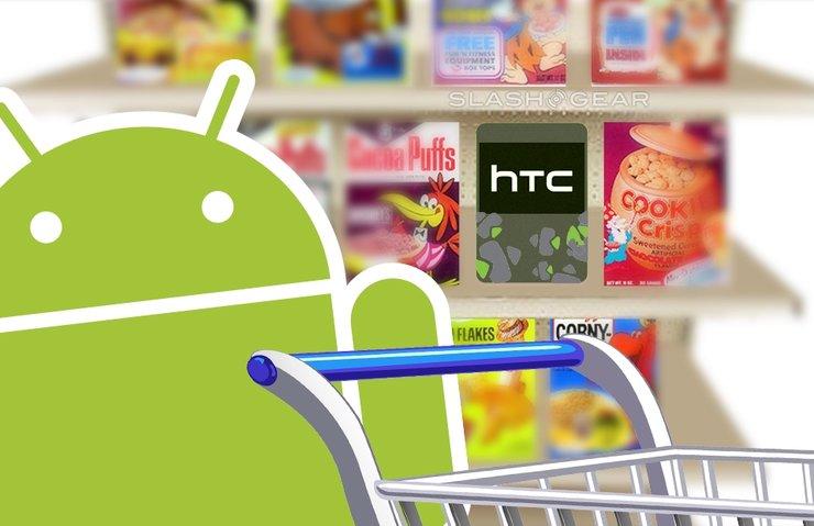 GOOGLE, HTC'NİN TELEFON BÖLÜMÜNÜ SATIN ALMAK İSTİYOR!