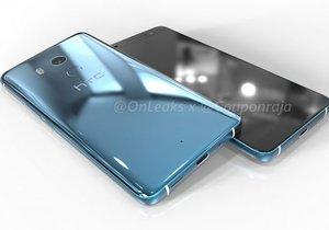 HTC U11 Plus detaylı görselleriyle karşınızda!