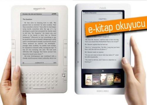 E-kitap mı yoksa babadan kalma bildiğimiz kitap mı?