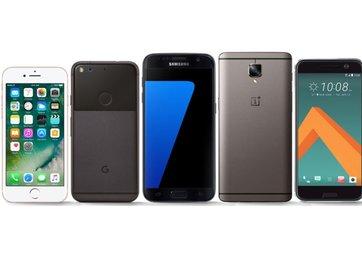 AnTuTu'ya göre en iyi akıllı telefonlar