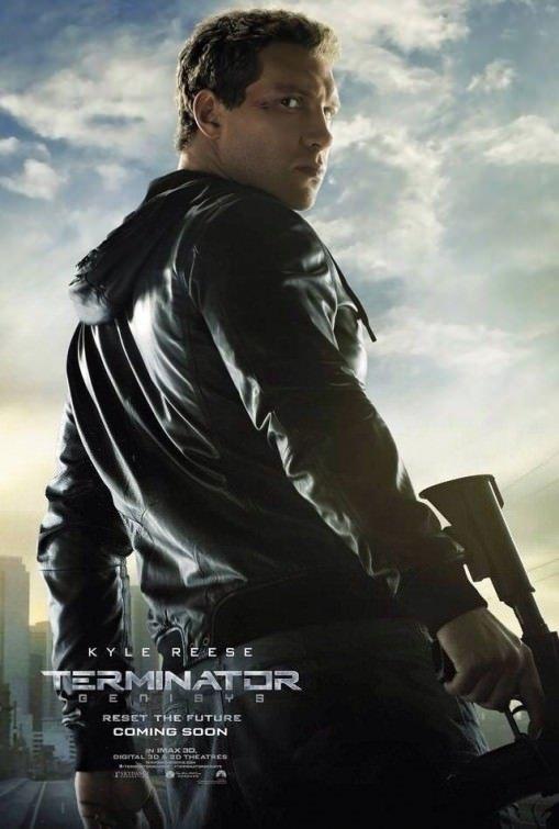 Terminator: Genisys'in yeni posterler geldi