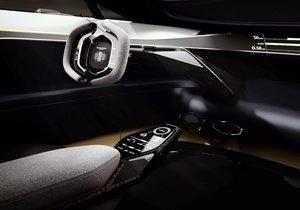 Aston Martin Lagonda Vision Concept'i gördünüz mü?