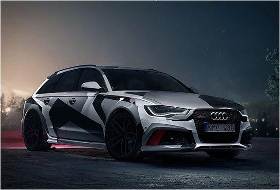 Jon Olsson'ın son tercihi Audi RS6 oldu
