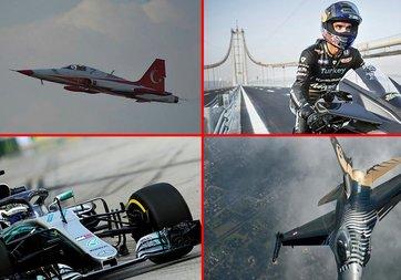 Dünyanın en hızlı araçları TEKNOFEST İstanbul'da yarışmaya hazırlanıyor
