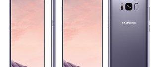 Samsung Galaxy S8'in teaser'ı geldi