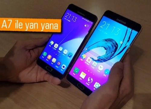 Samsung Galaxy A9, resmi olmayan videoda göründü