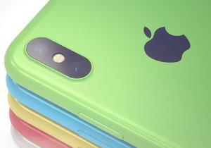 Karşınızda renkli ve plastik kasalı iPhone Xc konsepti