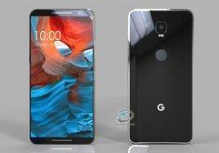 Google Pixel 2 muhteşem görünüyor
