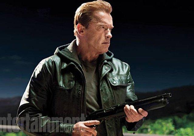 Terminator Genisys'ten yeni fotoğraflar ve bilgiler