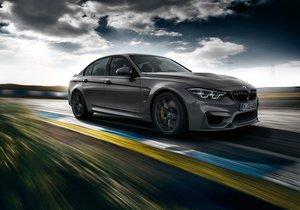 İşte karşınızda 2018 BMW M3 CS