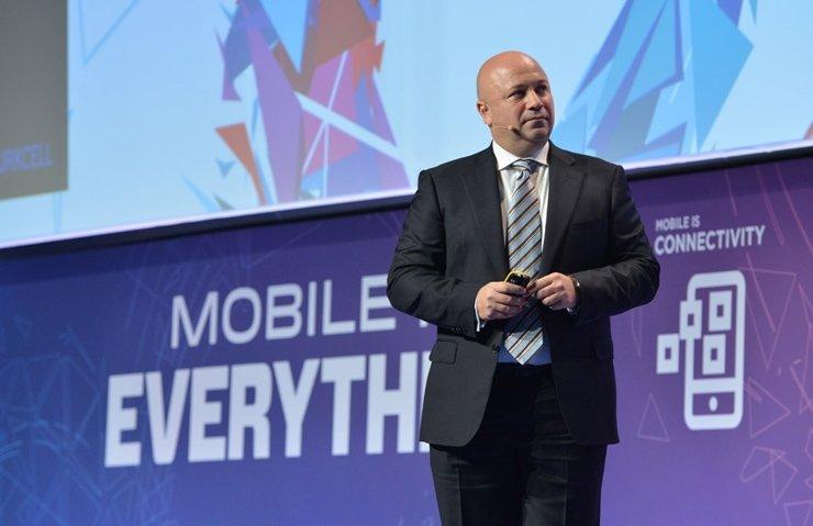 TURKCELL CEO'SU MWC 2017'DE SAHNE ALACAK
