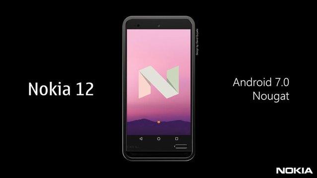 İlginç Nokia 12 konsepti