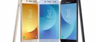 Samsung Galaxy J3, Galaxy J5 ve Galaxy J7 (2017) resmiyet kazandı