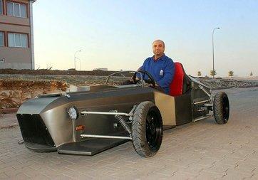 Karaman'ın elektrikli aracıyla tanışın