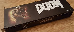 ASUS Turbo GeForce GTX 1070 - Doom Edition inceleme