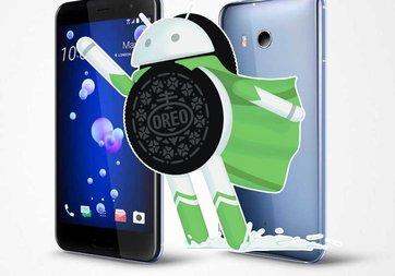 HTC U11, Android 8.0 Oreo almaya başladı