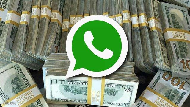WhatsApp'ta nasıl para gönderilir?