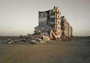 Radyoaktif şehirden inanılmaz görüntüler