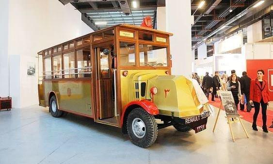 Geçmişten bugüne İETT otobüsleri