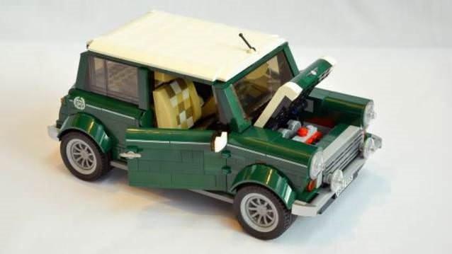 Lego'nun Mini'si ile tanışın