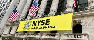 Snapchat halka arz ediliyor, işte piyasa değeri!