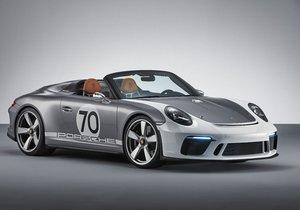 Porsche 911 Speedster Concept tanıtıldı