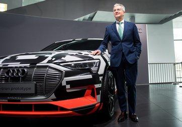 Audi CEO'su Rupert Stadler dizel emisyon soruşturmasında tutuklandı