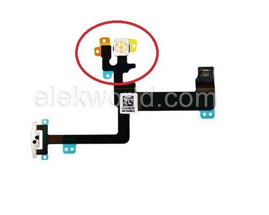 iPhone 6'nın sızan kabloları flaş hakkındaki detayı içeriyor
